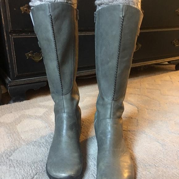 7b203947613 Keen Shoes - Keen Bern Baby Bern boots size 10 Gargoyle (grey)